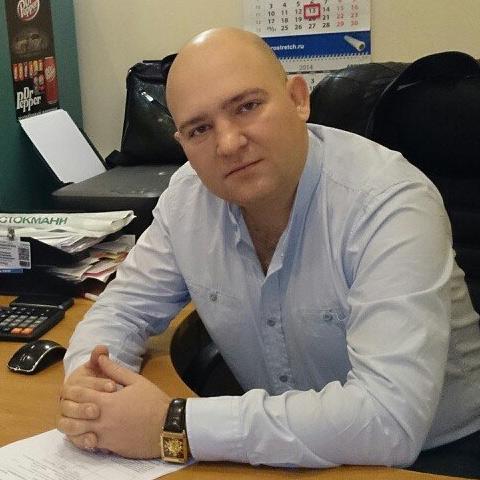 Владимир Комаров